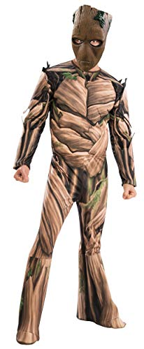 Rubies 820998 Marvel Avengers Infinity War - Disfraz de Groot para adolescentes