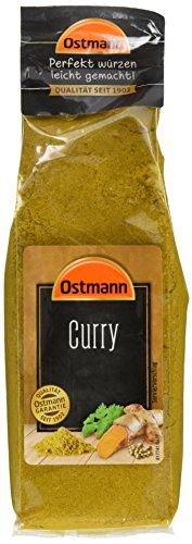 Ostmann Curry 2 x 200 g Currypulver indische Gewürz-Mischung, Curry-Gewürz, für leckeres indisches oder asiatisches Curry, Nudeln, Reis & Wok-Gemüse, Menge: 2 Stück