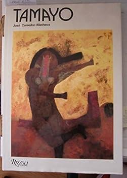Hardcover Tamayo Book