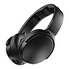 Bluetooth wireless technology Active noise cancellation with ambient mode 24 hours of battery life with rapid charge Built in Tile tracker Microphone, call, track, volume control, and activate assistant