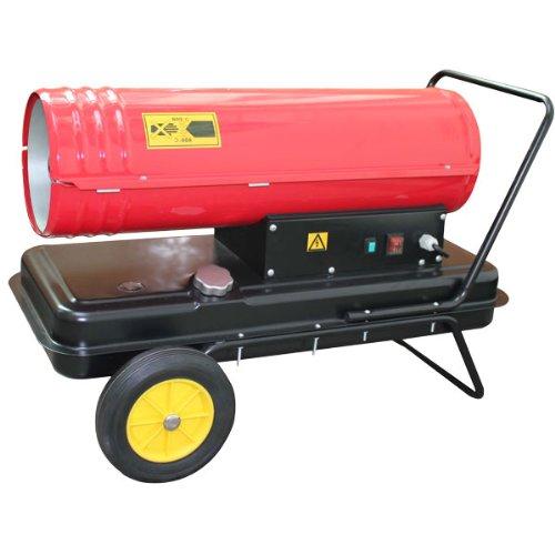 Heizlüfter Heizkanone Diesel Heizöl 20 KW