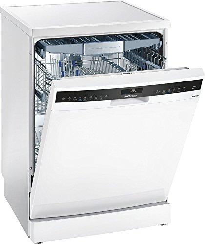 Siemens iQ500 SN258W01TE lavavajilla Independiente 14 cubiertos A+++ - Lavavajillas (Independiente, Tamaño completo (60 cm),...