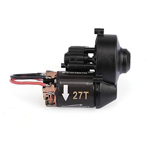 Goolsky AUSTAR 540 27T RC Bürstenmotor mit Getriebe für 1/10 Axial SCX10 RC4WD D90 Crawler Climbing RC Auto