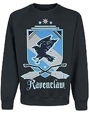 Harry Potter Ravenclaw Sweatshirts zwart Fan merch, Film, Hogwarts, Ravenclaw