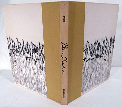 Compare Textbook Prices for BEN SHAHN: HIS GRAPHIC ART First Edition Edition ISBN 9781125843062 by James Thrall Soby