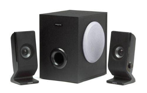 Creative Labs Inspire A200 Conjunto de Altavoces 2.1 Canales 2 W -...
