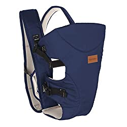 Tiffy & Toffee Baby Bunk Maxtrem Baby Carrier - Navy,Tiffy & Toffee,Maxtrem,3in1 carrier,Baby carrier,Tiffy & Toffee,Tiffy and Toffee,back carrier,front carrier