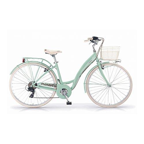 MBM Primavera - Bicicletta città 28'' 6s