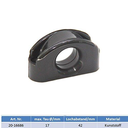 MARETeam® Leitöse Kunststoff für Leinen bis 16 mm