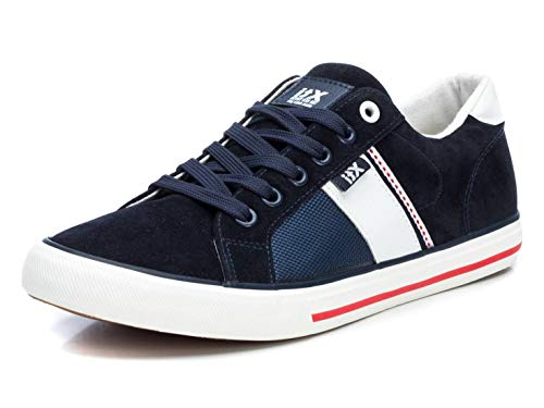 XTI Zapatilla Autoclave XMN049685 para Hombre Azul 41