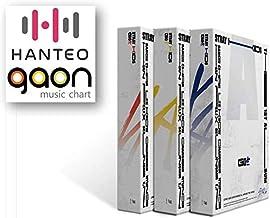 Stray Kids - Go Live (GO生) [Standard ver. Full set A+B+C Type] (1st Full Length Album) 3 CDs+3 Photobooks+1 Folded Poster+...