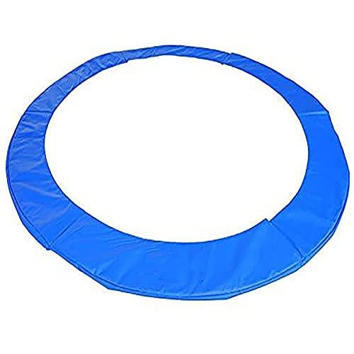 Protector Cama Elastica,Cojín de Protección de PVC Cubierta para Cama Elástica Borde de trampolín,Diámetro ø 244.