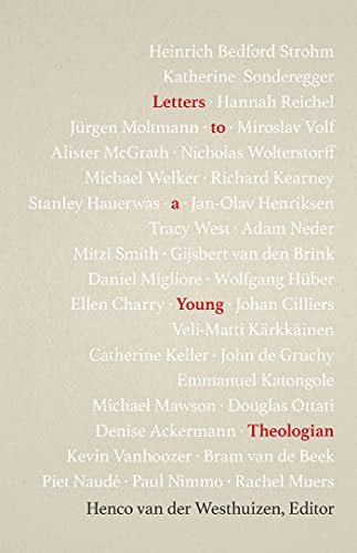 Letters to a Young Theologian (English Edition)