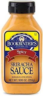 Bookbinder's Sriracha Sauce Spicy by Bookbinder's