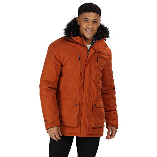 Regatta Salinger Waterproof & ademend thermo-guard geïsoleerde winter parka jas waterdicht, geïsoleerde jas