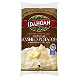 Idahoan Original Mashed Potatoes, Made with Naturally Gluten-Free 100% Real Idaho Potatoes, 5lb Bag...
