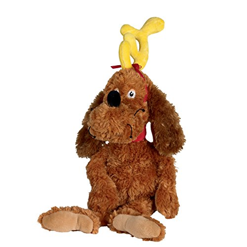 "Manhattan Toy Dr. Seuss Max The Dog 14"" Soft Plush Toy"