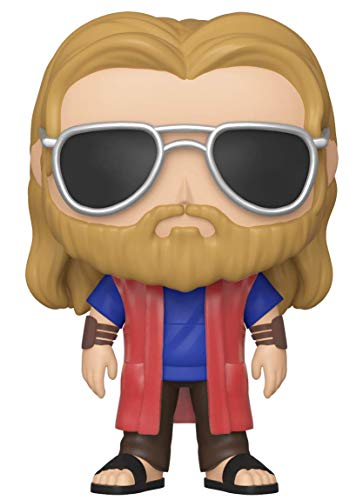 Funko Pop! Bobble: Avengers Endgame - Thor Figurine Multicolore Taille Unique
