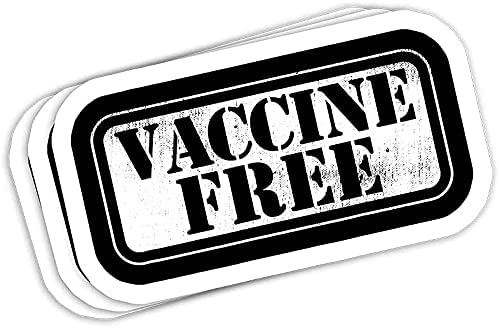 Cool Anti-Vax Year-end annual account Anti-Vaccine Max 53% OFF - Vaccine Stamp Decorations Gift Free