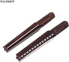 NO LOGO ZDX-JDAO Size : 2.5H7 Shank3.12 L65 HRC50 Fraise carbure Monobloc 1:50 Al/ésoir Conique 2 2.5 3 4 5 6 8 10 12mm H7 Fl/ûte Droite
