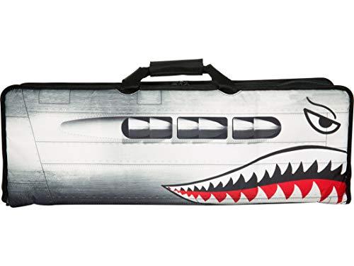AR-Stoner Heavy Duty Discreet Tactical Rifle Case 29' Nose Art