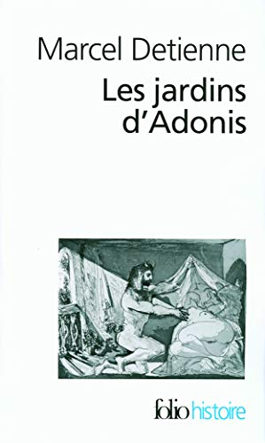 Les Jardins Dadonis La Mythologie Des Parfums Et Des Aromates En Grece