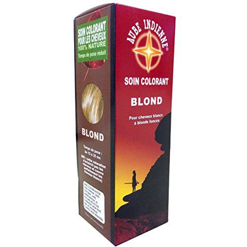 Aube indienne - Soin Colorant Blond Vénitien