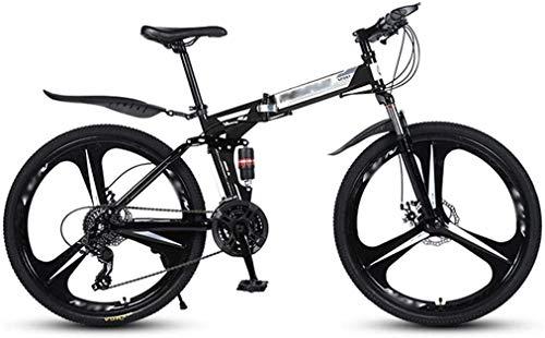 Qinmo Mountainbike Dämpfende Fahrrad 26 Zoll 21 Speed / 24 Speed / 27 Geschwindigkeit Variable Geschwindigkeit Folding Studenten Fahrrad Erwachsene Fahrrad Mountainbike
