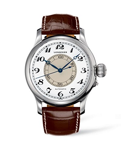 Longines Heritage Collection The Longines Weems Second-Setting Watch L2.713.4.13.0