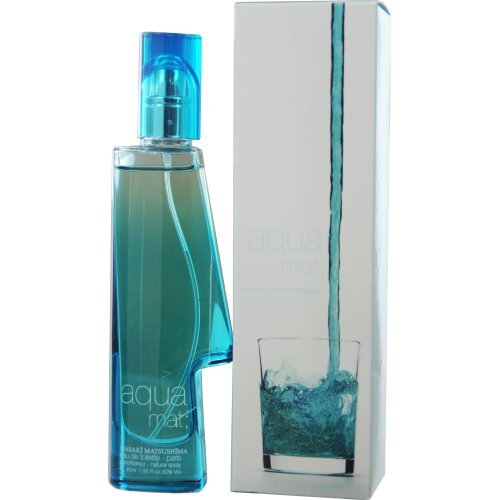Masaki Paris Aqua Mat Homme/Men, Eau De Toilette, Vaporisateur/Spray, 1er Pack (1 x 40 ml)