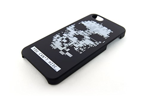 Watch Dogs iPhone 5 Case Skull [import allemand]