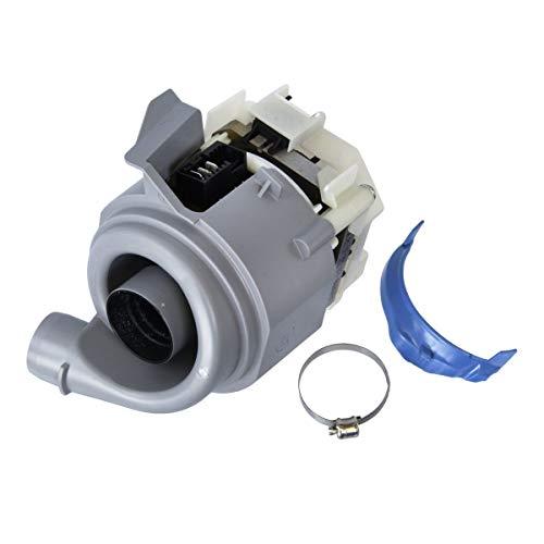 Original Bosch Teile SMV Serie Geschirrspüler komplette Wärmepumpe mit Saugkappe 12019637