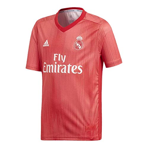 adidas Real Madrid Youth Third Soccer Jersey 2018/19 (YS)