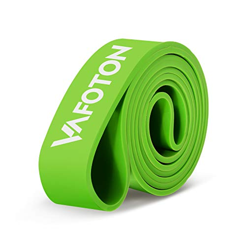VAFOTON Pull up Assist Bands,Latex Resistance Band Loop for Strength Training,Warm up,Streching,Muscels Building,Home Gym Equipment for Men and Women-Heavy Level