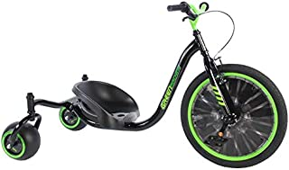 Huffy Drift Trike Green Machine - Green