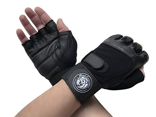 Muscle Composition Gym Gloves