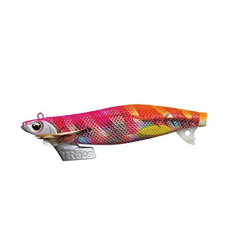 ヤマシタ(YAMASHITA) エギ エギ王 TR HF 30g 3.5号 オレピンマーブル 虹テープ R05 OPM ルアー