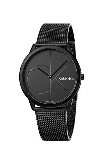 Calvin Klein herenhorloges analoog kwarts roestvrij staal 32002507