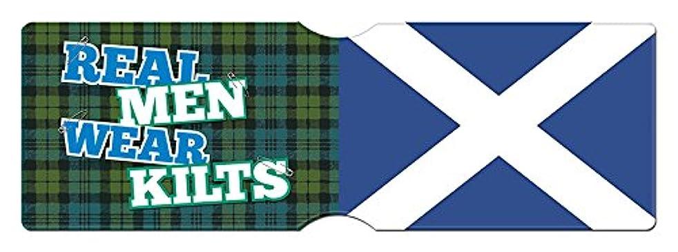 Scotland Flag Card Holder