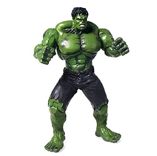 Vengadores: Hero Deluxe Hulk, Hasbro 10 Pulgadas