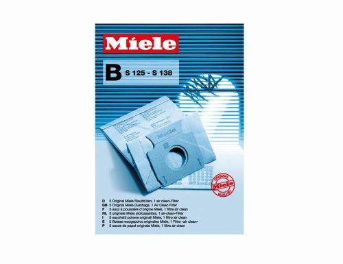 MIELE Zubehör 41996496D Papierbeutel B S125-S138 TYP B