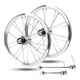 Ever Paire de Roues de vélo de Montagne, Alliage d'aluminium V Frein Variable 11 Vitesses Double...
