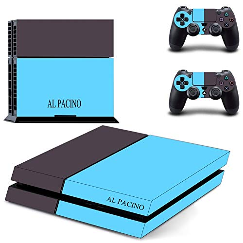 WANGPENG Game Dauntless Ps4 Skin Sticker Decal Vinyl for Playstation 4 Console and Controllers Ps4 Skin Sticker