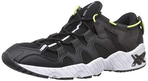 ASICS Tiger Unisex Gel-Mai Black Sneakers - India