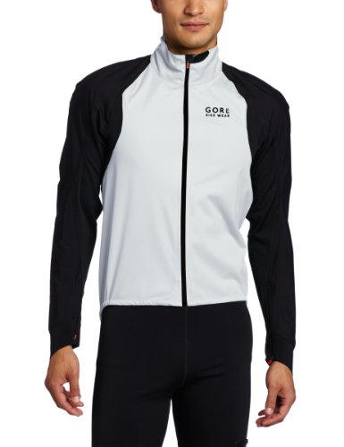 Gore Bike Wear Oxygen Gore-Tex Active Shell Jacket, Red/Black, Small