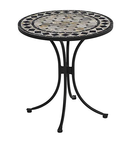 Hot Sale Home Style 5605-34 Bistro Table, Black Finish