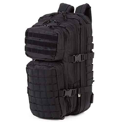 Sac à dos militaire d'intervention, armée américaine, 30 litres, noir, 30 l