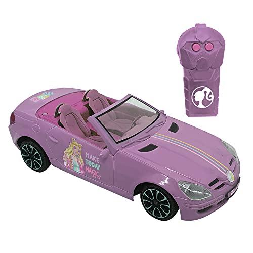 Veiculo Fashion Driver Barbie 3 Func Pilhas