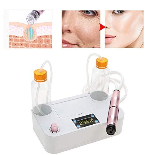 Blackhead enlèvement Vacuum hydratant micro bulle d'injection d'oxygène machine visage beauté nettoyage appareil Set pour usage domestique