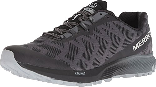 Merrell Men's Agility Synthesis Flex Hiking Shoe, Black, 9 M US